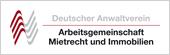 Deutscher Anwaltverein Arbeitsgemeinschaft Mietrecht und Immobilien - Dr. Papsch & Collegen